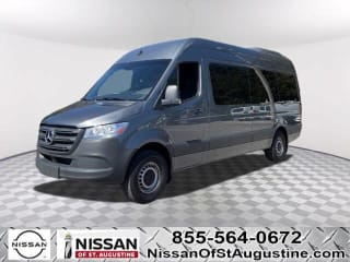 2019 Mercedes-Benz Sprinter Passenger