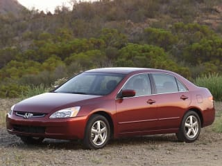 2004 Honda Accord