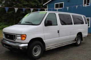 2003 Ford E-Series Wagon