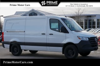2020 Mercedes-Benz Sprinter Cargo