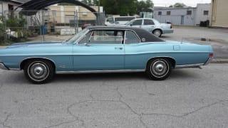 1968 Ford LTD