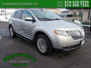 2012 Lincoln MKX