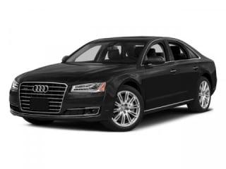 Audi A8 2014 Black