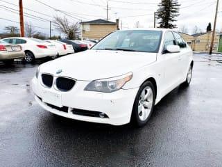 2004 BMW 5 Series