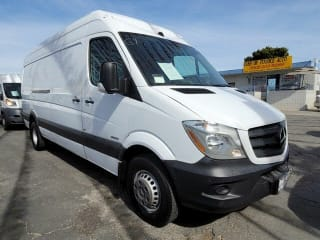 2016 Mercedes-Benz Sprinter Cargo