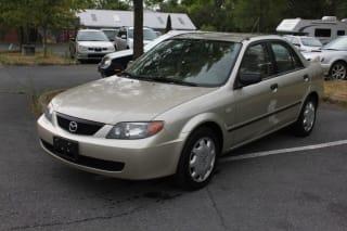 2003 Mazda Protege
