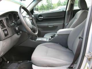 Driver Side Bottom Leather Seat Cover Light Gray 2005 Dodge Magnum SE R//T SXT