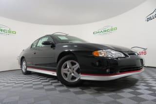 2002 Chevrolet Monte Carlo