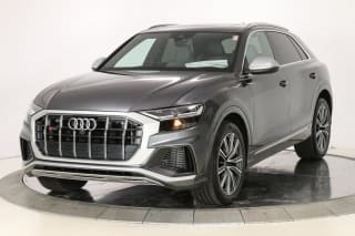 2021 Audi SQ8