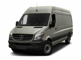 2017 Mercedes-Benz Sprinter Cargo