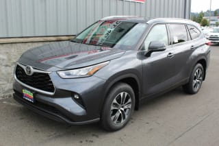 2020 Toyota Highlander