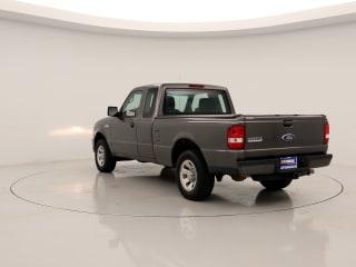 2007 ford ranger 4x4 mpg