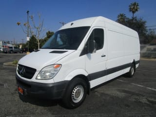2013 Mercedes-Benz Sprinter Cargo