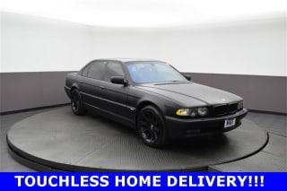 2001 BMW 7 Series