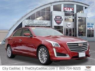 2018 Cadillac CTS