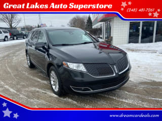 2015 Lincoln MKT Town Car