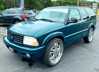1998 Oldsmobile Bravada