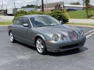 2003 Jaguar S-Type R