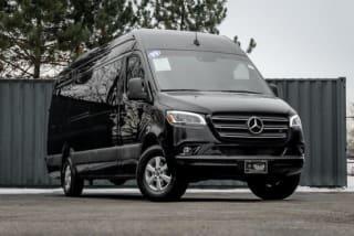2019 Mercedes-Benz Sprinter Cargo