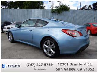 Genesis Coupe For Sale >> Hyundai Genesis Coupe