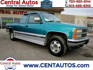 1993 Chevrolet C/K 1500 Series