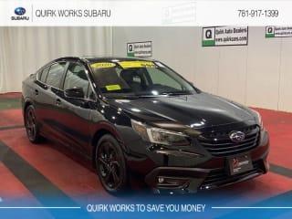 2020 Subaru Legacy