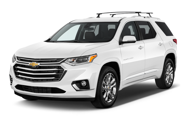 Toyota Highlander vs Chevy Traverse